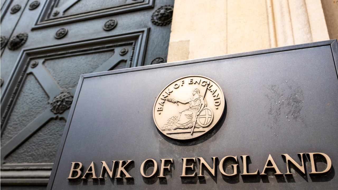 Bank of England governor rejects bitcoin's resemblance to money