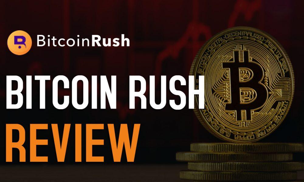 Bitcoin Rush test