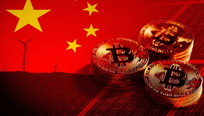 Bitcoin mining exodus in China