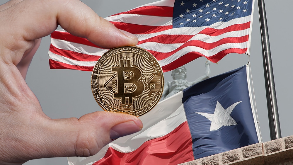 Texas authorities allow banks to hold cryptocurrency