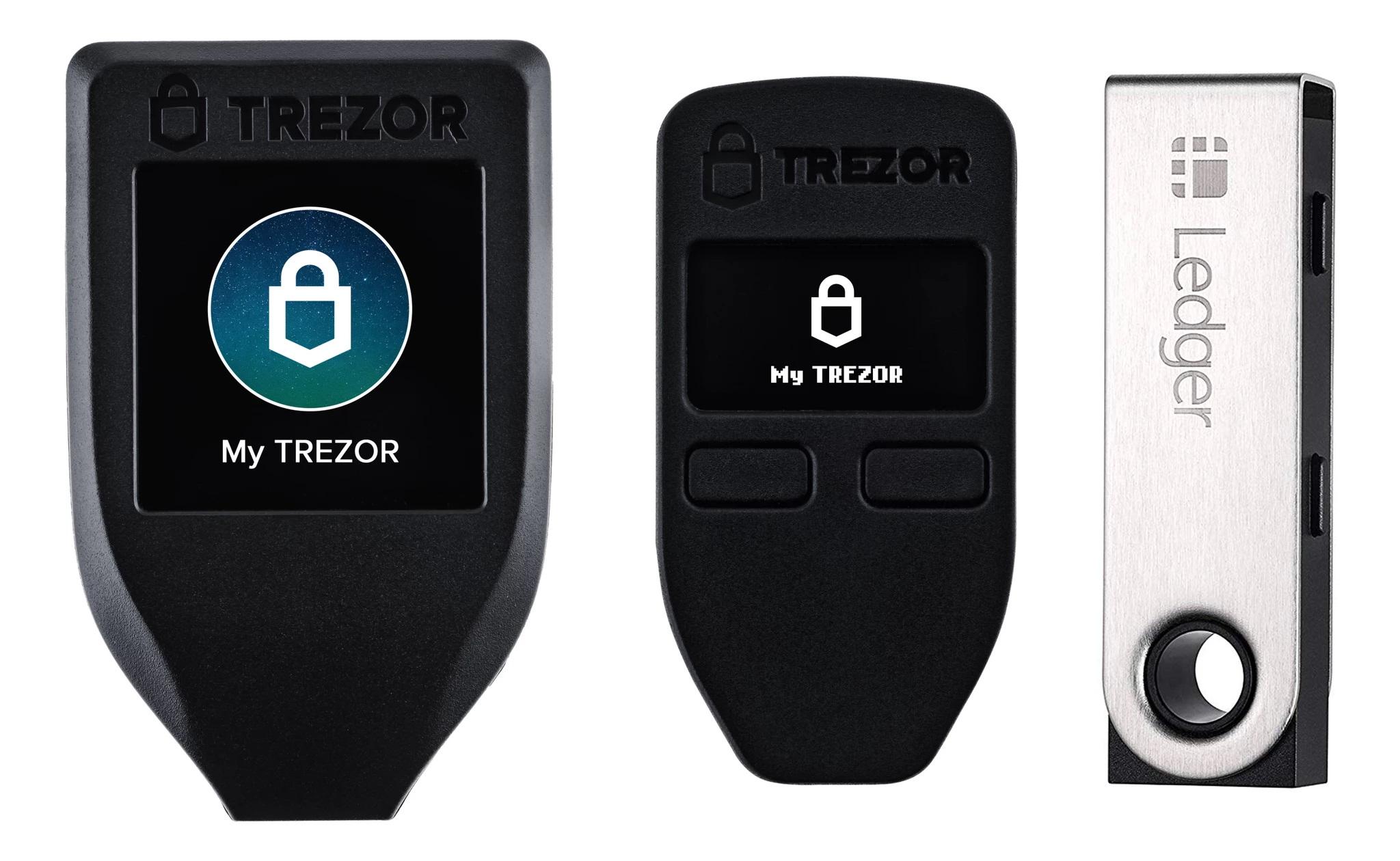 Trezor's European