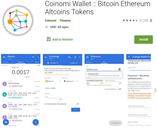 download the wallet either