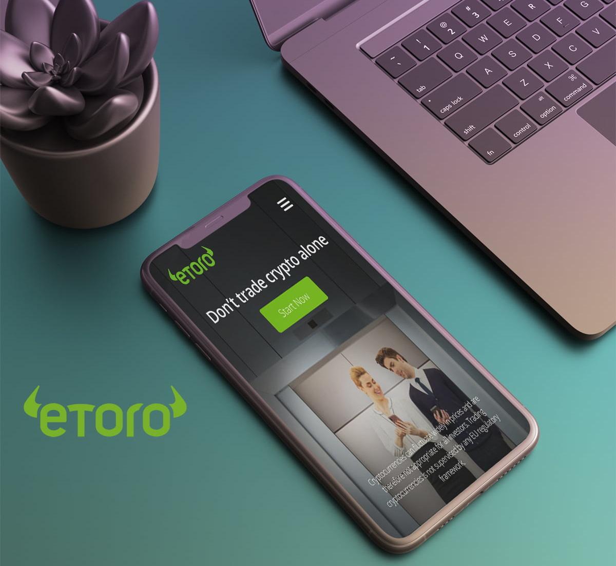 eToro Wallet secure