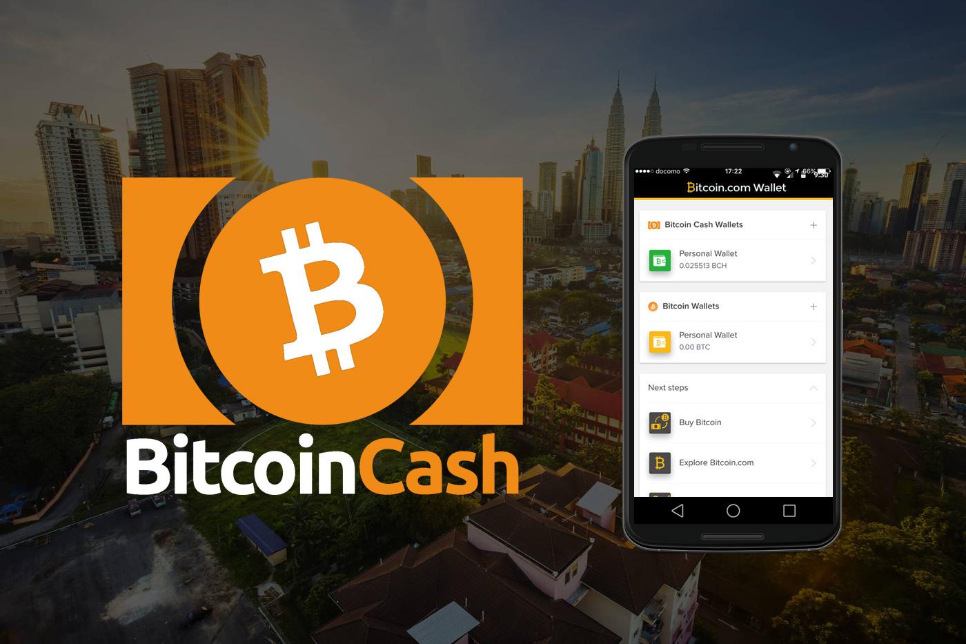 Bitcoin Cash Desktop Wallet