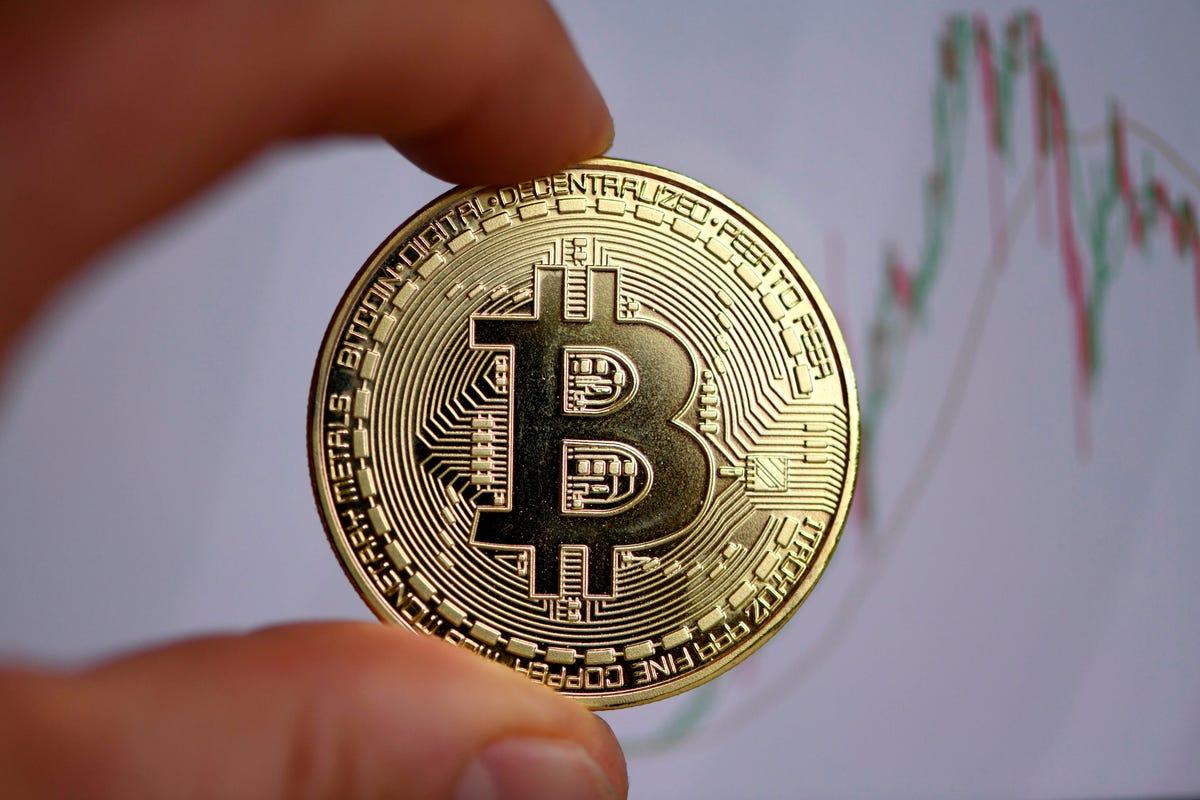 Bitcoin soon at over