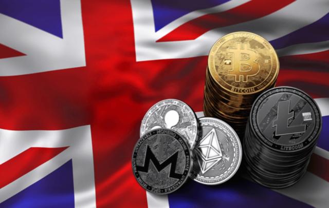 Britons, cryptocurrencies