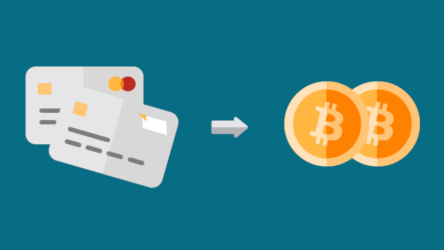 Buy Bitcoin with credit cardd