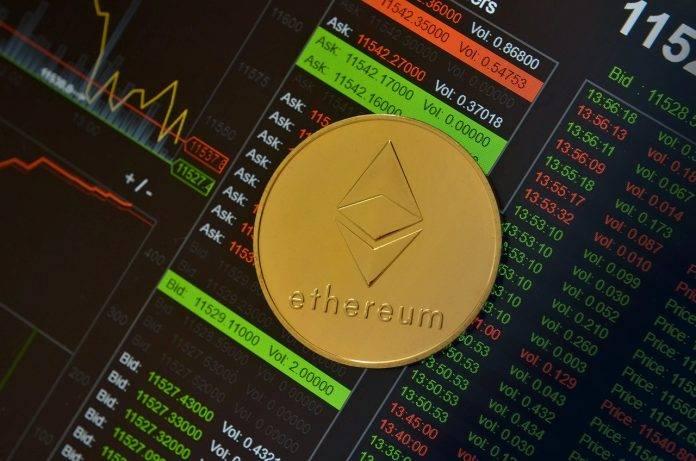 Ethereum bull run in the starting blocks