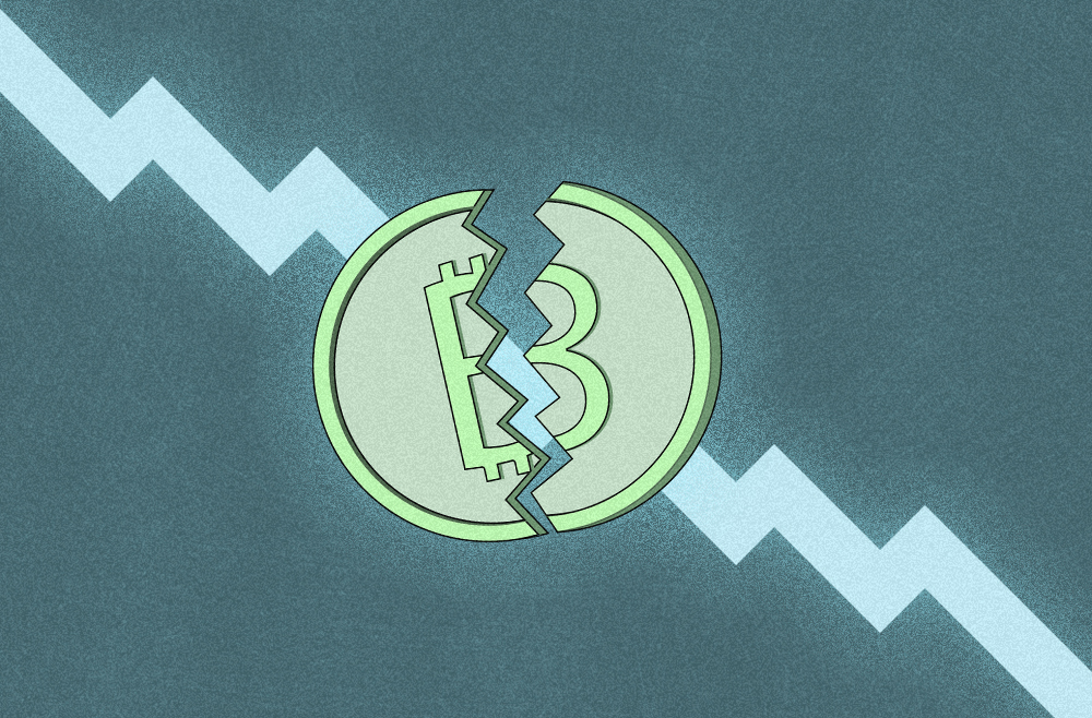 Expert substantiates the likelihood of bitcoin falling to $25,000