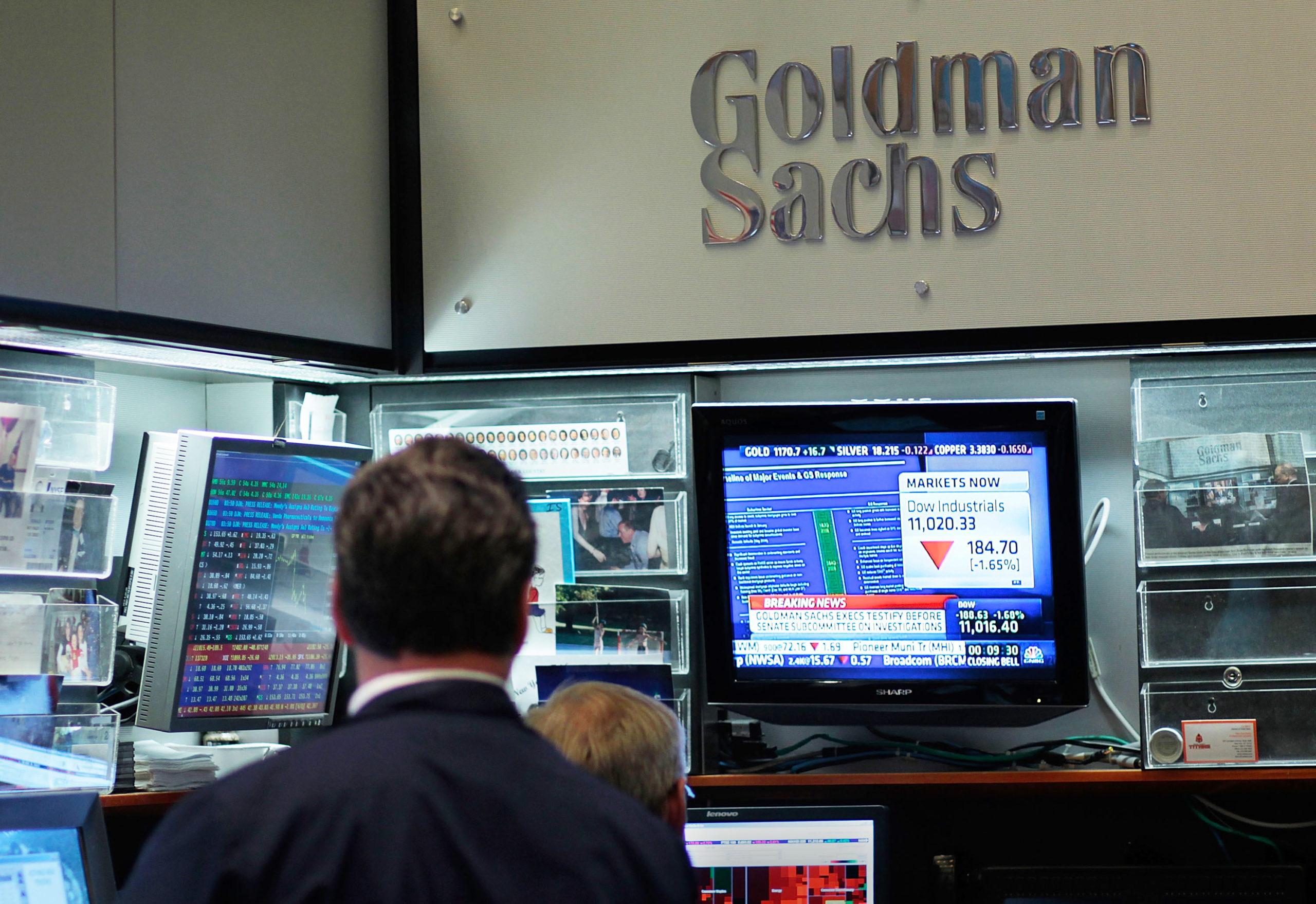 Goldman Sachs applies to launch DeFi- and blockchain-based ETFs