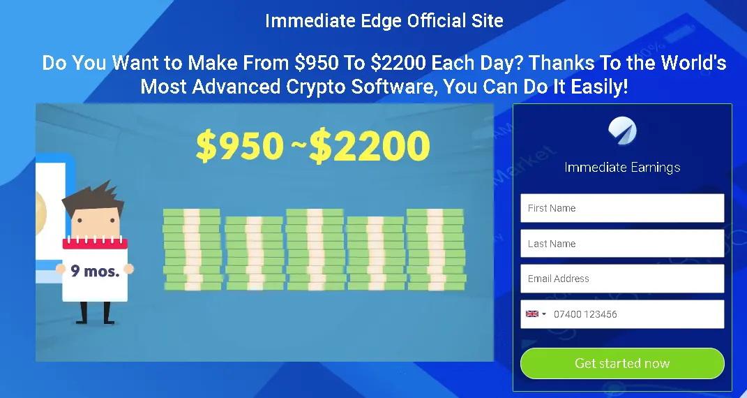 Key Features of Immediate Edge