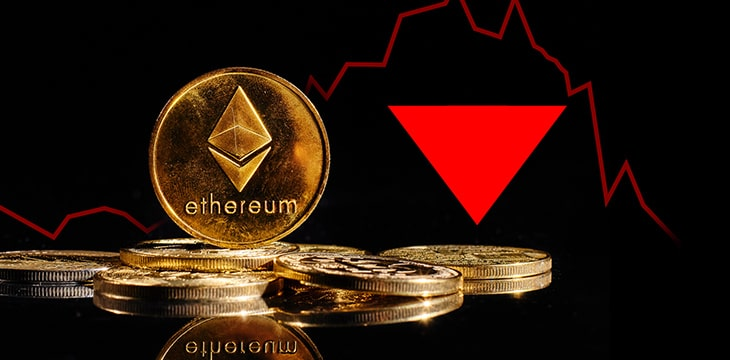 Selling Ethereum