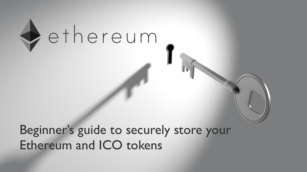 Store Ethereum safely