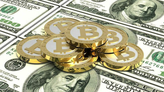 The banknotes can be used for bitcoin storage