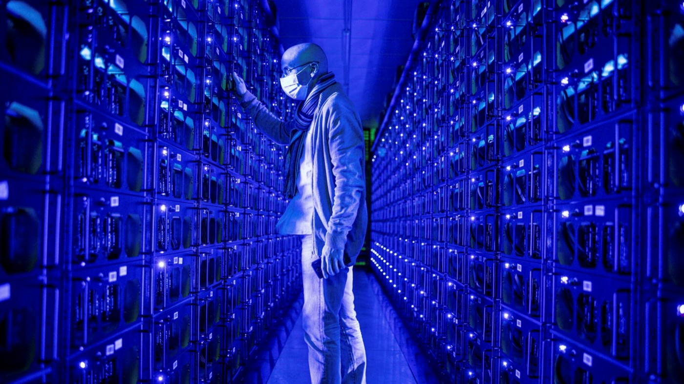 The9 will host bitcoin miners at BitRiver's data centre
