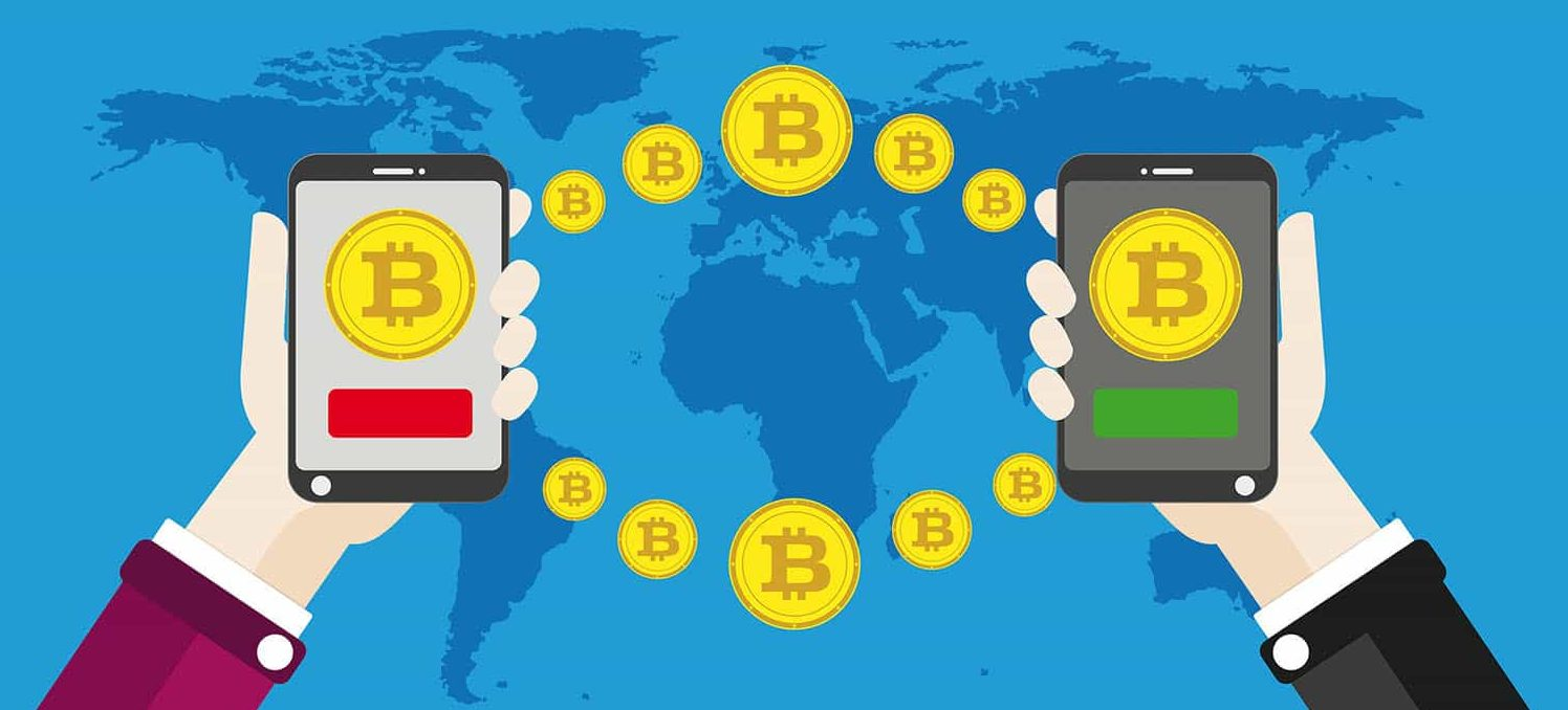 Trade Bitcoin with instant