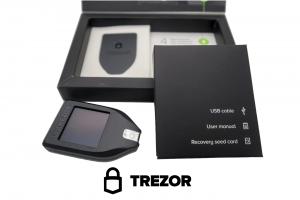 Trezor Wallet Features