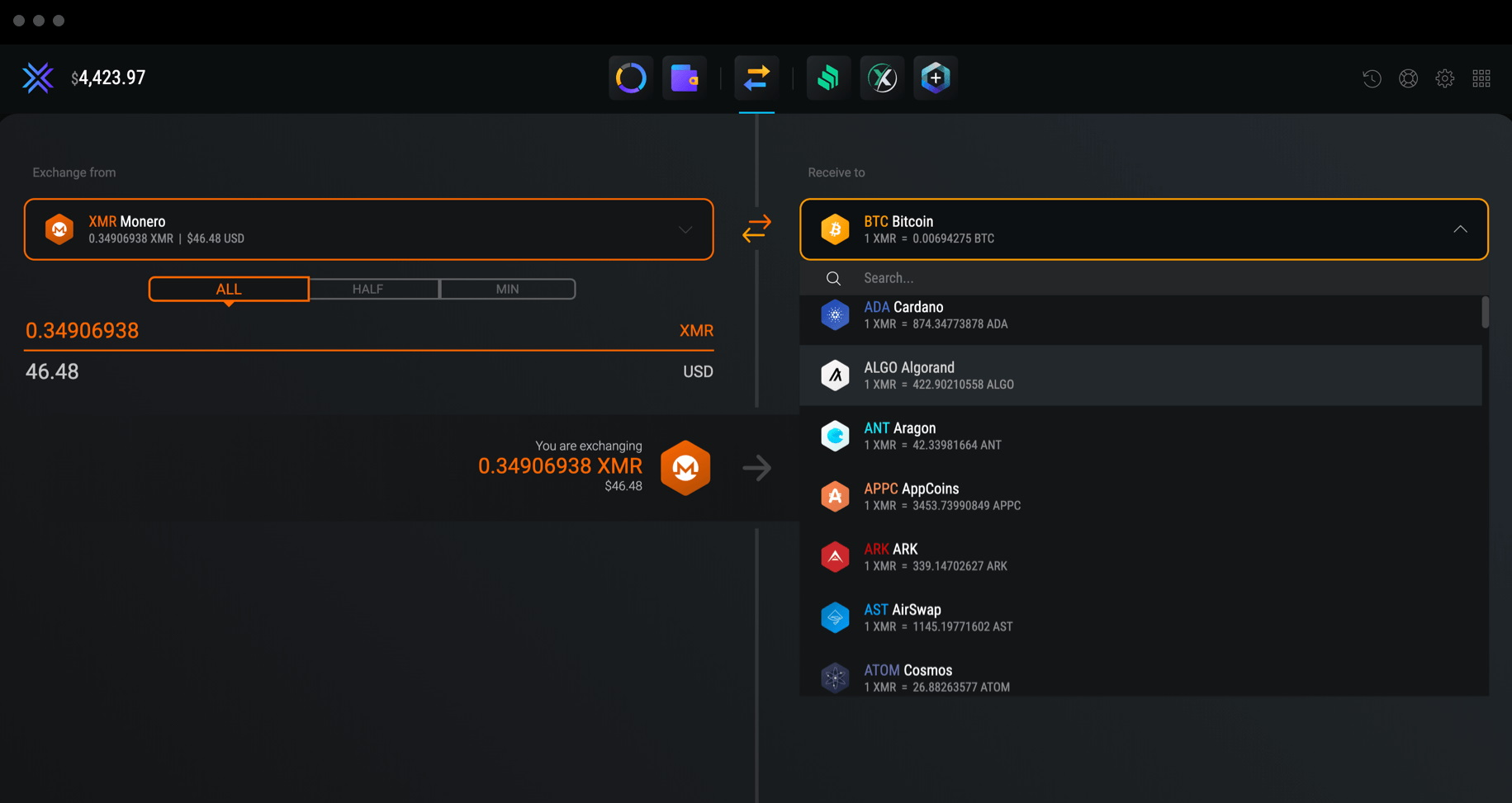 What is an Monero Wallet