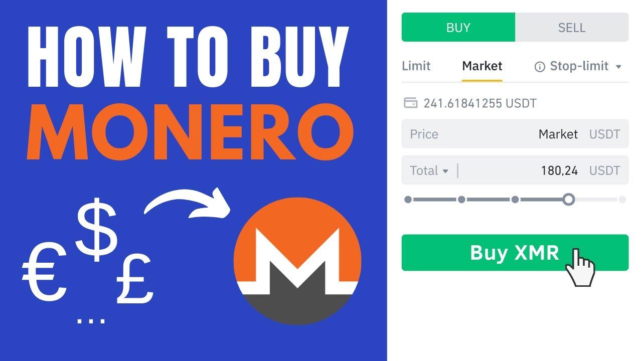 Where can you buy Monero