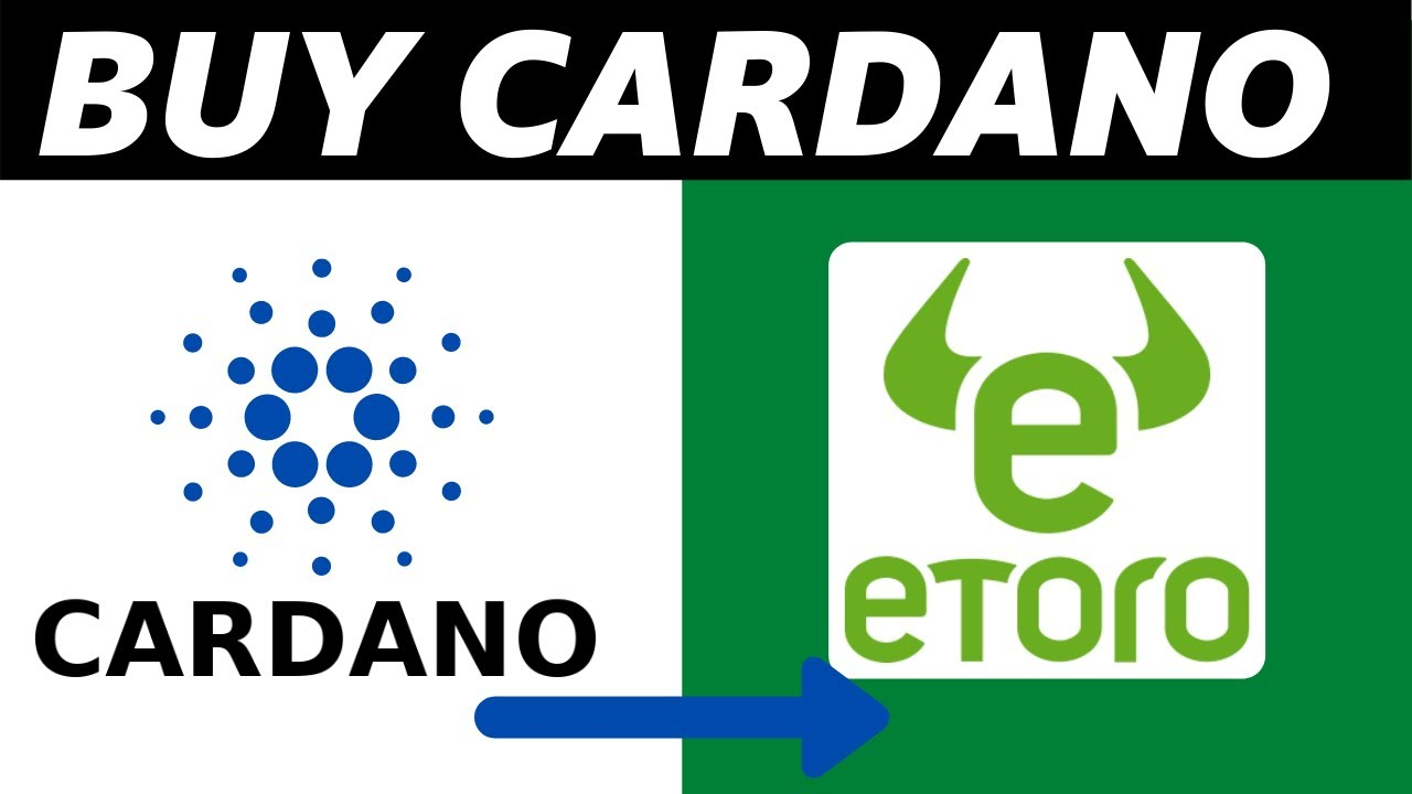 buying ADA with eToro