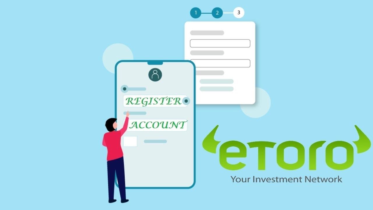 eToro registration