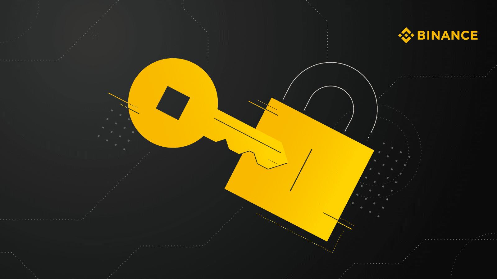 Binance Experience Security