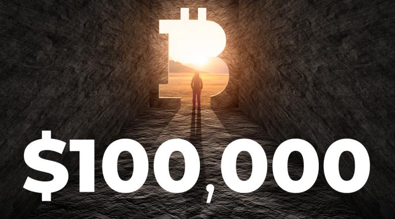 Bitcoin price to reach $100,000