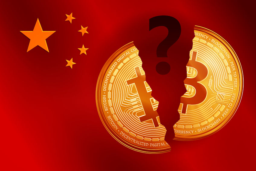 China's central bank continued pressure on companies linked to crypto-assets