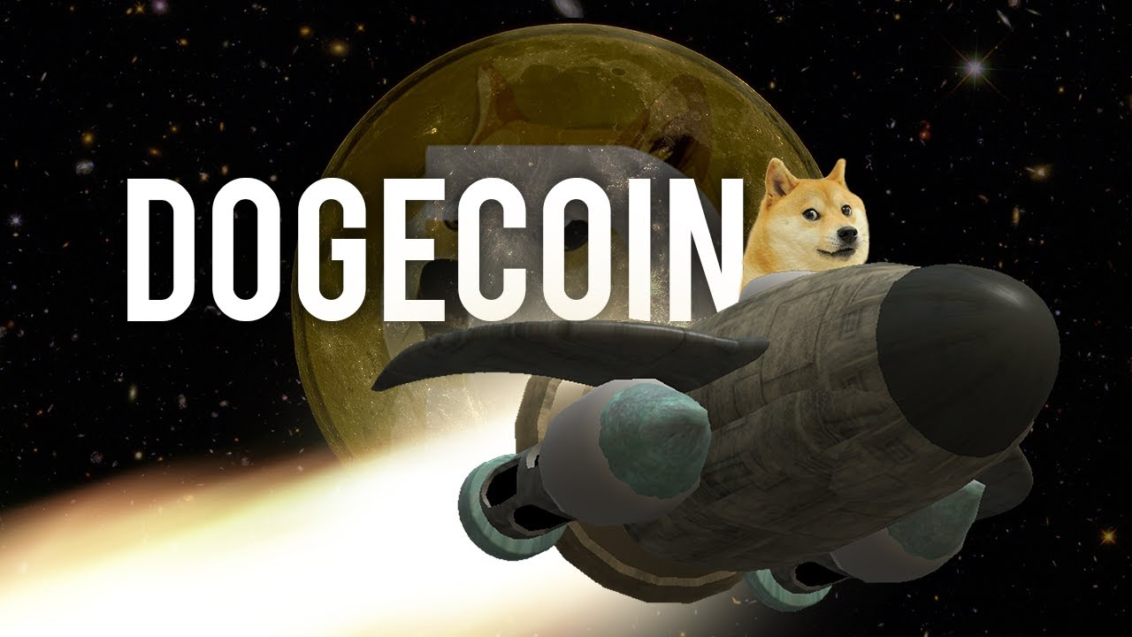 DOGE in space Soon you can buy advertising space in space with Dogecoin