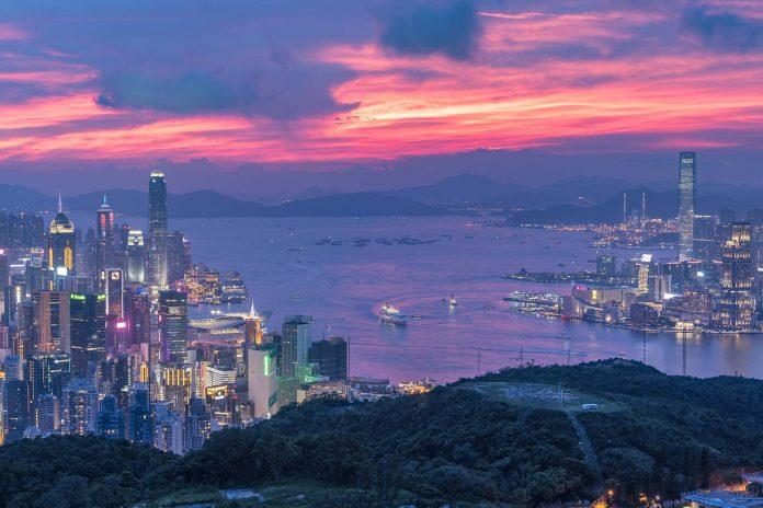 First Europe now Hong Kong