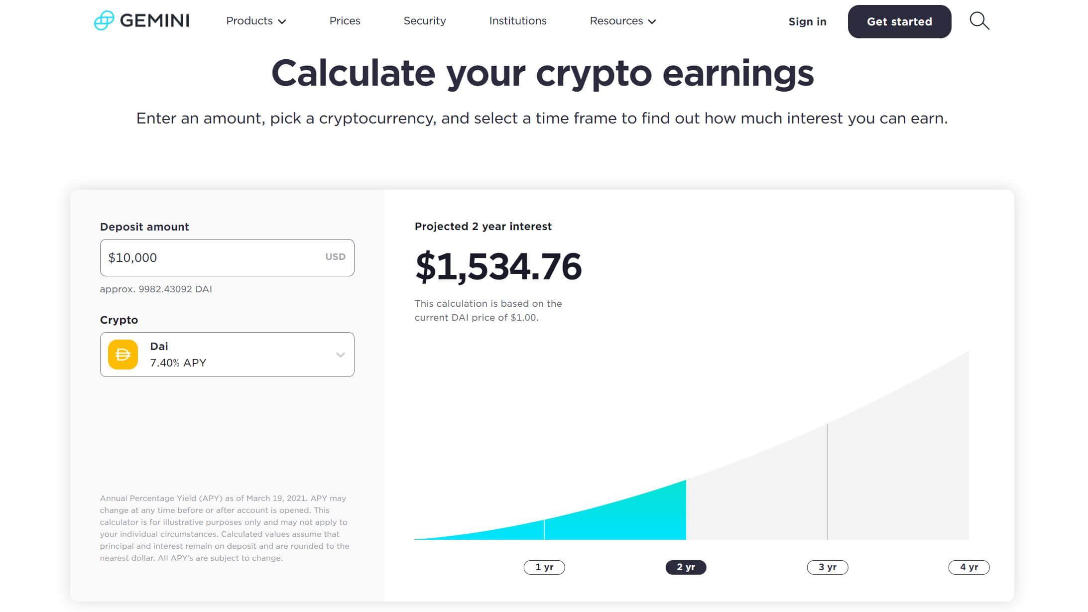 Gemini-Crypto-Earnings-Earn
