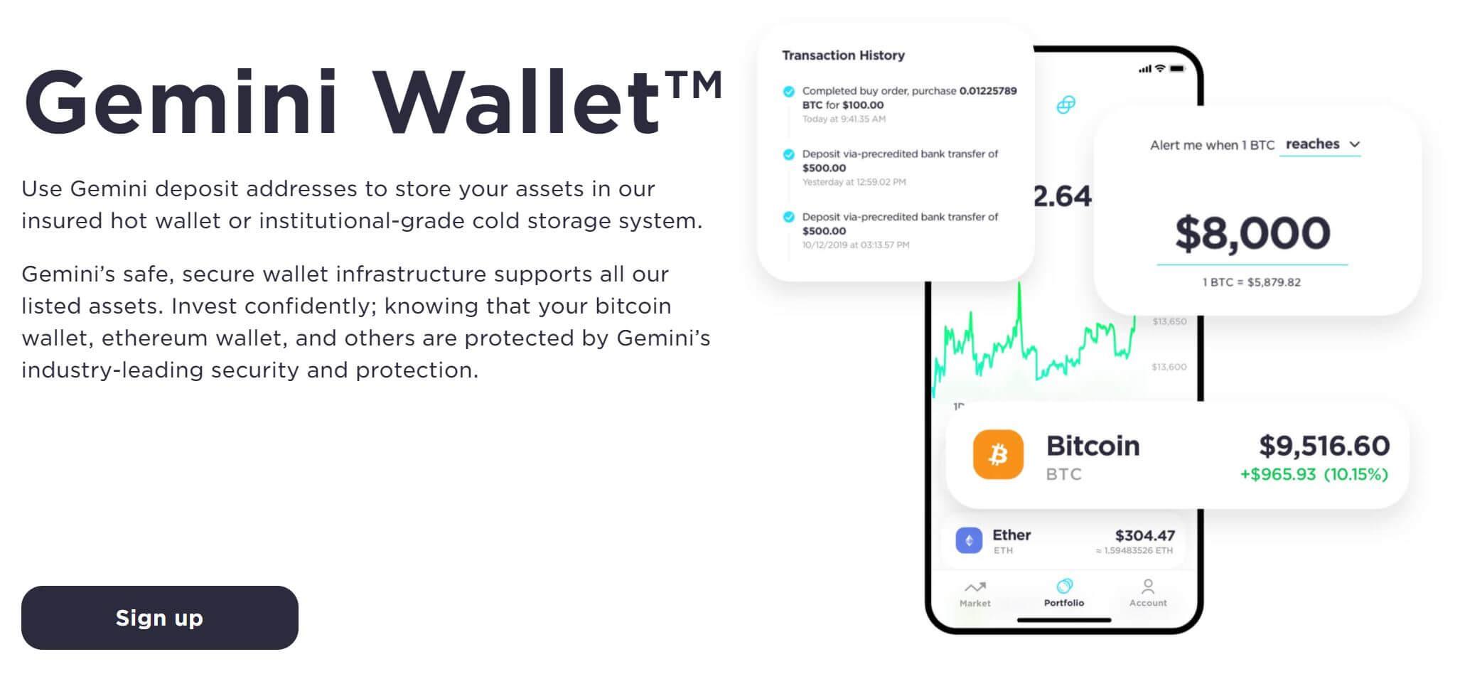 Gemini-Wallet