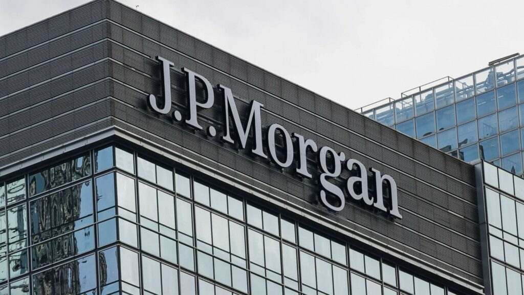 JPMorgan launches a bitcoin fund with NYDIG for high net worth clients