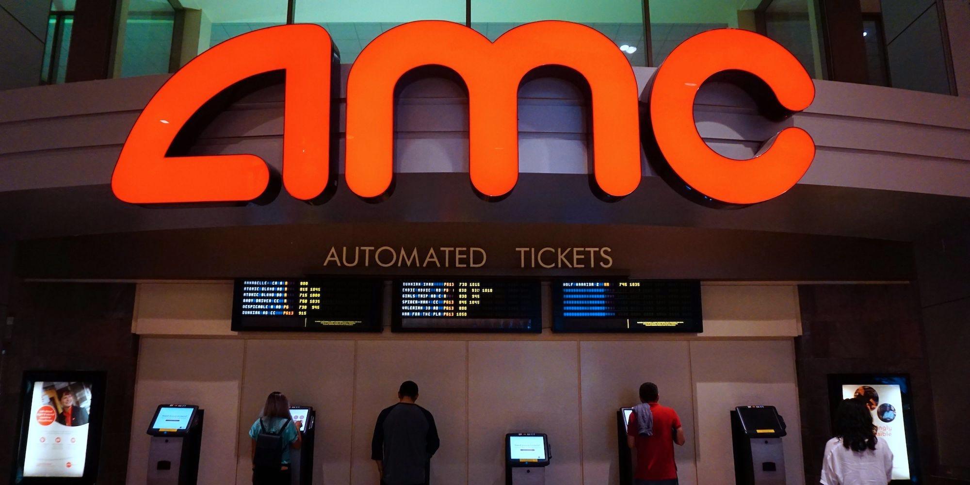 Major cinema chain AMC announces ticket sales for bitcoin