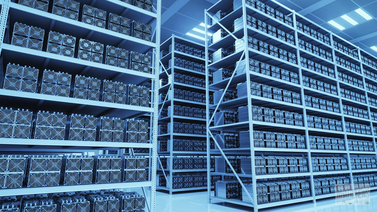 North American miners increase bitcoin mining by 58% in July