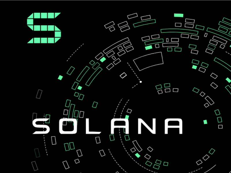 Solana token rises 36% and enters the top 10 in terms of capitalisation