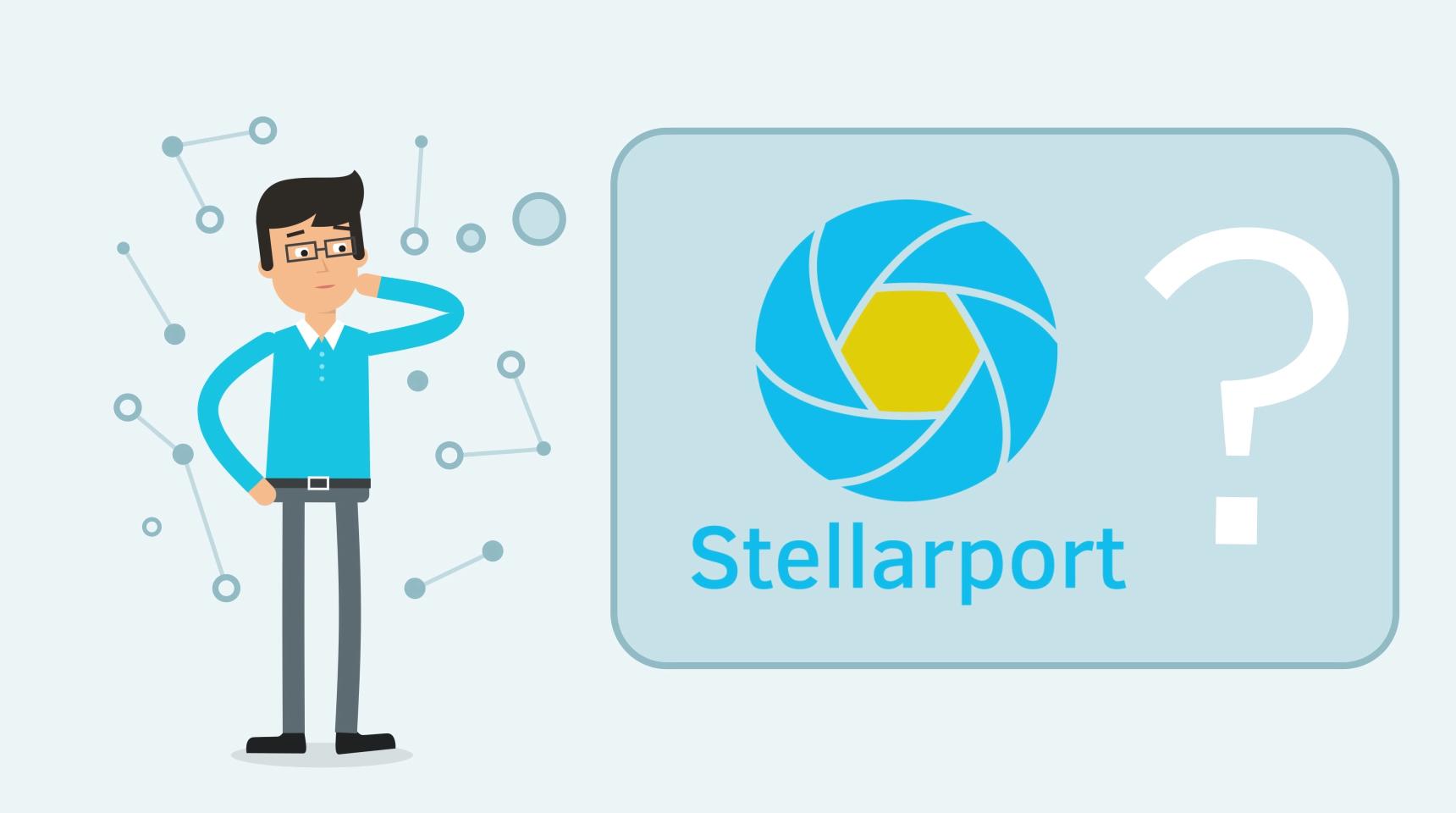 Stellarport explainer_poster