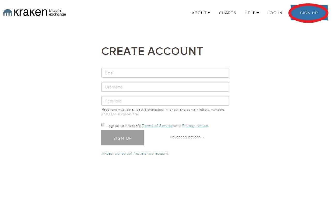 Step 1 Registration