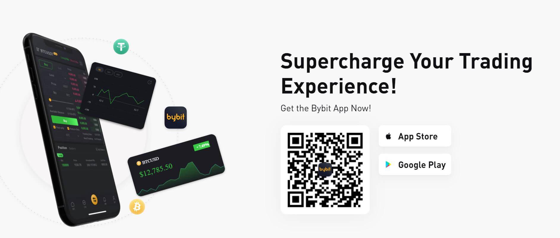 The Bybit App