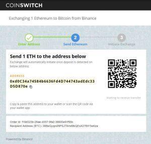 coinswitch-handeln