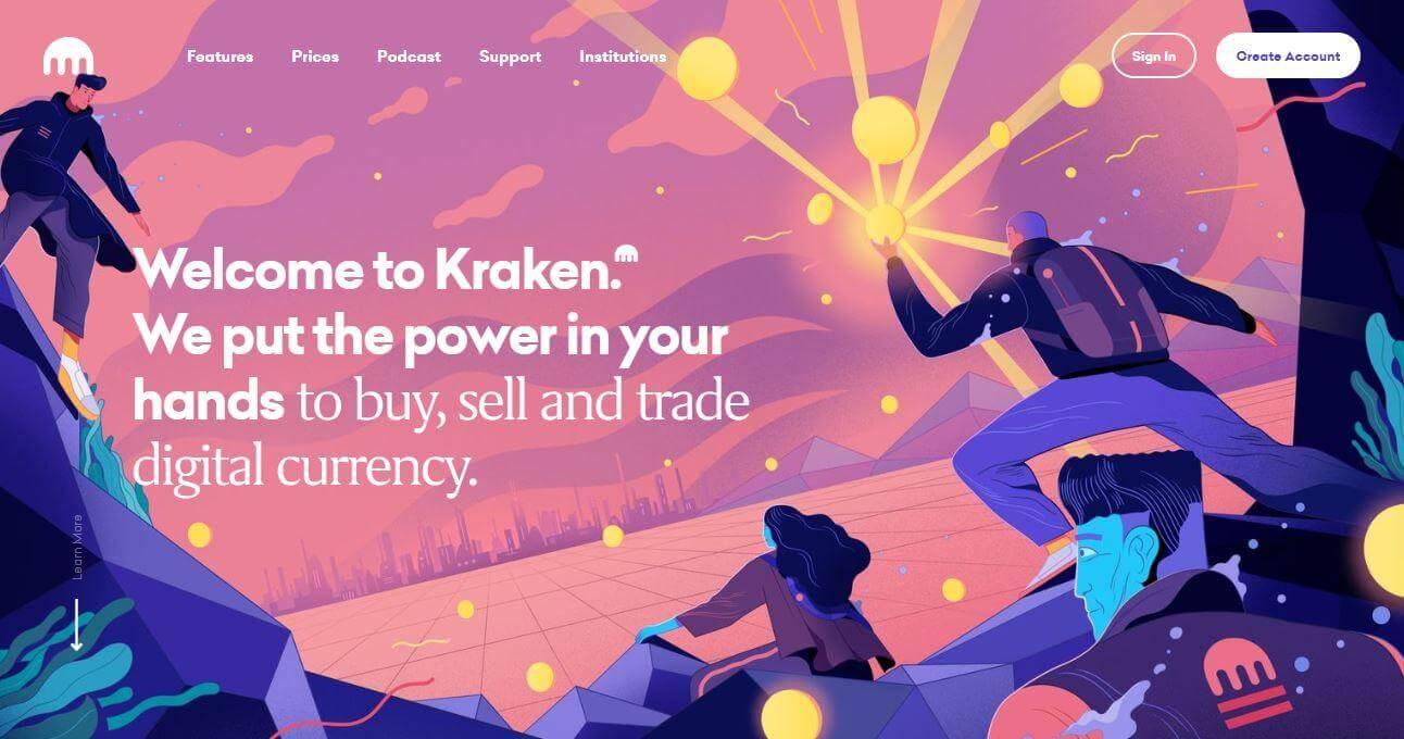 exactly does Kraken
