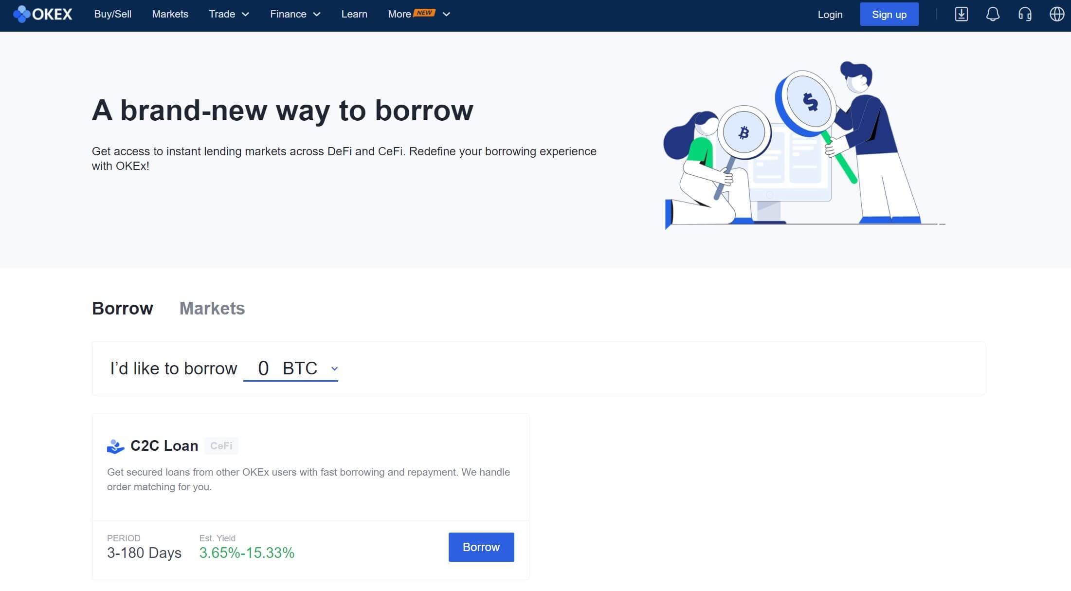 OKEX-Loan