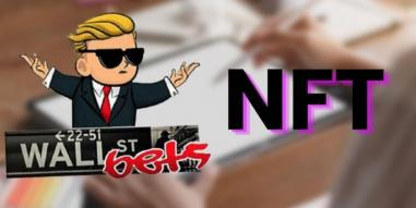 WallStreetBets community releases NFT collection
