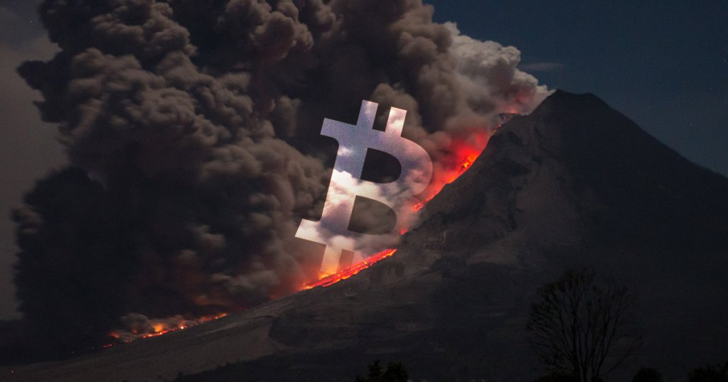 El Salvador shows preparations for bitcoin mining powered by volcano