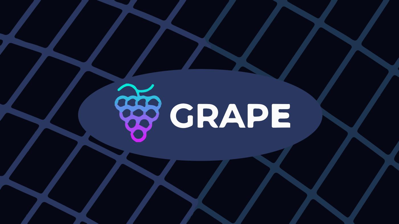 Solana-based Grape Network project raises $1.2m