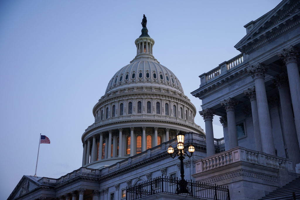 US Congress names date for vote on infrastructure plan